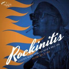 "VARIOUS ARTISTS ""ROCKINITIS Vol. 1: Electric Blues From The Rock`n ́Roll Era"" LP"