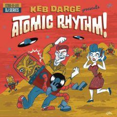 "VARIOUS ARTISTS ""Keb Darge Presents Atomic Rhythm!"" (2xLP)"