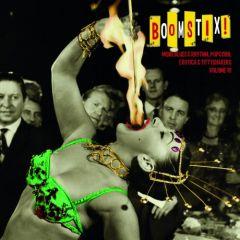 "VARIOUS ARTISTS ""Boom Stix: Exotic Rhythm & Blues Vol. 10"" 10"""