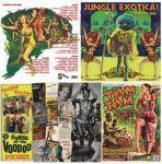 "VARIOUS ARTISTS ""Jungle Exotica #1"" (Gatefold) 2xLP"
