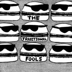 """TRADITIONAL FOOLS """"S/T"""" LP"""