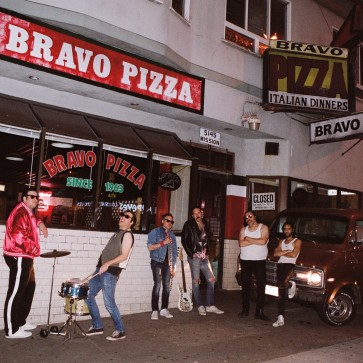 "PERSONAL AND THE PIZZAS ""Personal and the Pizzas"" (Limited GREEN Vinyl, Gatefold) LP"