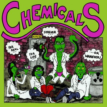 CHEMICALS - For Real For Life Forever or Whatever LP