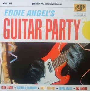 EDDIE ANGEL - Guitar Party LP