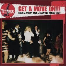 VARIOUS ARTISTS 'Teenage Shutdown-Vol. 7 Get A Move On' LP