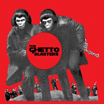 THE GUETTO BLASTERS - Hot Rocks / Too Loose 7""
