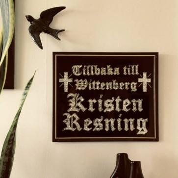 KRISTEN RESNIN - Tillbaka Till Wittenberg EP