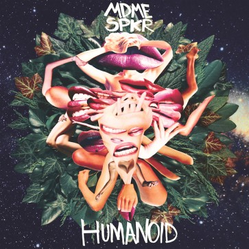 "MDME SPKR - Humanoid 12"" EP"