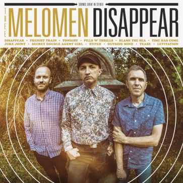 THE MELOMEN - Disappear LP