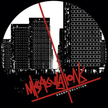 """MISCALCULATIONS - Sharp Solution 12"""""""