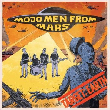 "MOJO MEN FROM MARS - Target: Earth 7"""