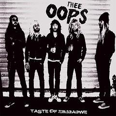 THEE OOPS 'Taste of Zimbabwe' LP