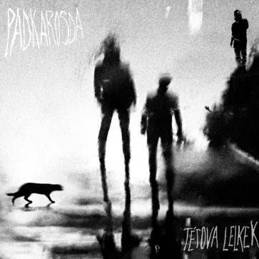 Padkarosda - Tétova Lelkek LP
