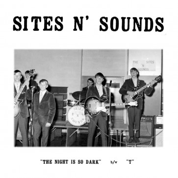 """SITES N' SOUNDS """"The Night Is So Dark"""" EP"""