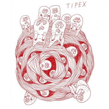 TIPEX - Self-Titled LP