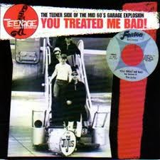 VARIOUS ARTISTS 'Teenage Shutdown-Vol.2 You Treated Me Bad' LP