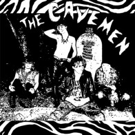 THE CAVEMEN - The Cavemen Red Lp