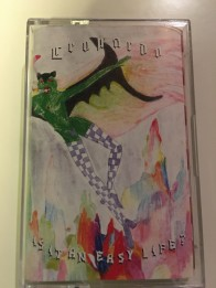 LEOPARDO - Is It An Easy Life? Cassette Tape