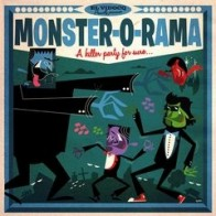VARIOUS - Monster-O-Rama LP + CD