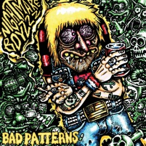 "NIGHTMARE BOYZZZ ""Bad Patterns"" LP"