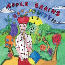 APPLE BRAINS 'Get Fruity!!' LP