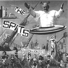 THE SPITS '19 Million A.C.' LP
