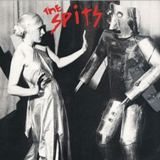 THE SPITS '#3' LP