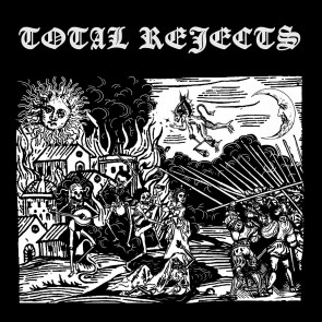"TOTAL REJECTS ""Total Rejects"" LP (WHITE vinyl)"