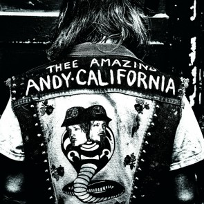 "ANDY CALIFORNIA ""My Dying Bed"" EP (RED Vinyl)"