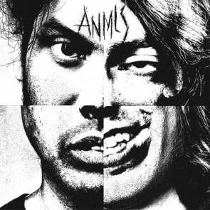 """ANMLS """"Anmls"""" LP (RED Vinyl)"""