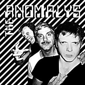 """THE ANOMALYS """"Trooper"""" EP"""