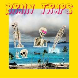 BRAIN TRAPS - S/T LP