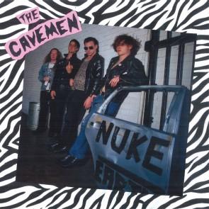 "THE CAVEMEN ""Nuke Earth"" LP"