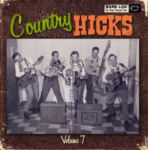 VARIOUS - Country Hicks Vol. 7 LP