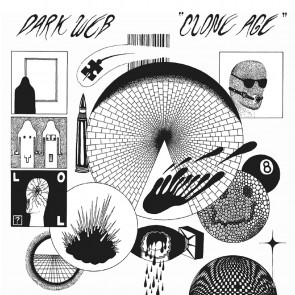 DARK WEB - Clone Age Lp