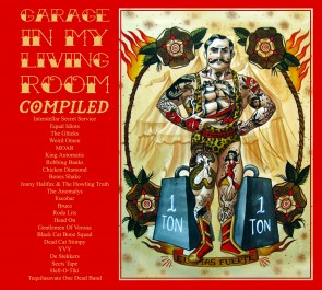 VARIOUS - Garage In My Living Room  Compiled CD