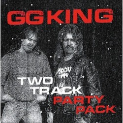 GG KING 'Two Track Party Pack' 7 inch