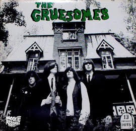 THE GRUESOMES - TYRANTS OF TEEN TRASH LP