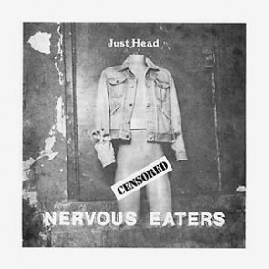 NERVOUS EATERS - Just Head 7""