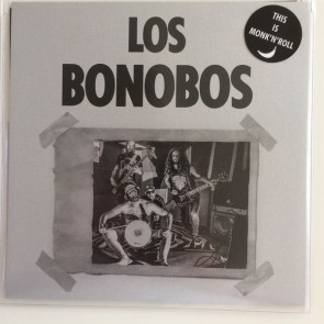 LOS BONOBOS - This Is Monk'N'Roll EP