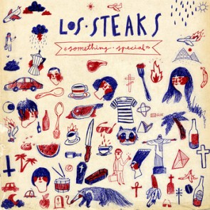 LOS STEAKS 'Something Special' LP