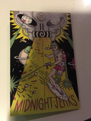 MIDNIGHT JERKS - Tape
