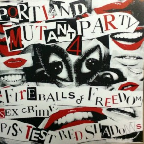 "Various ""Portland Mutant Party 4 EP"