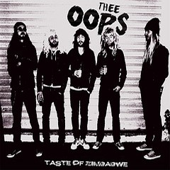 THEE OOPS 'Taste of Zimbabwe' CD