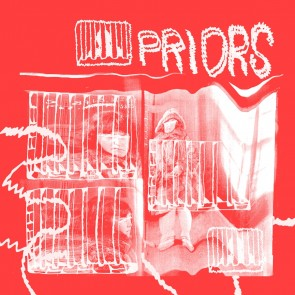 "PRIORS ""Call For You"" EP ( RED vinyl)"