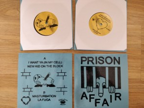 PRISON AFFAIR - Self-Titled EP