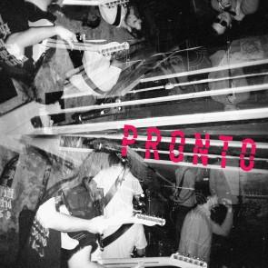 "PRONTO ""S/T"" LP (LTD. RED vinyl)"