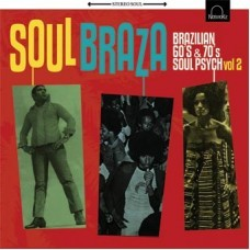 "VARIOUS ARTISTS ""Soul Braza Vol. 2"" LP"