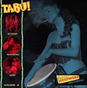 "VARIOUS ARTISTS ""Tabu! Vol. 4"" LP"