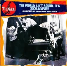 VARIOUS ARTISTS 'Teenage Shutdown-Vol. 10 The World Ain't Round It's Square!' LP